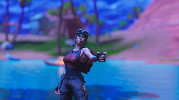 FORTNITE RENEGADE RAIDER ACCOUNT