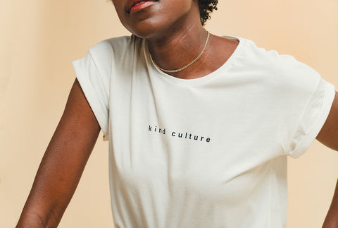 Darling Kind Culture Tee Reece Ford