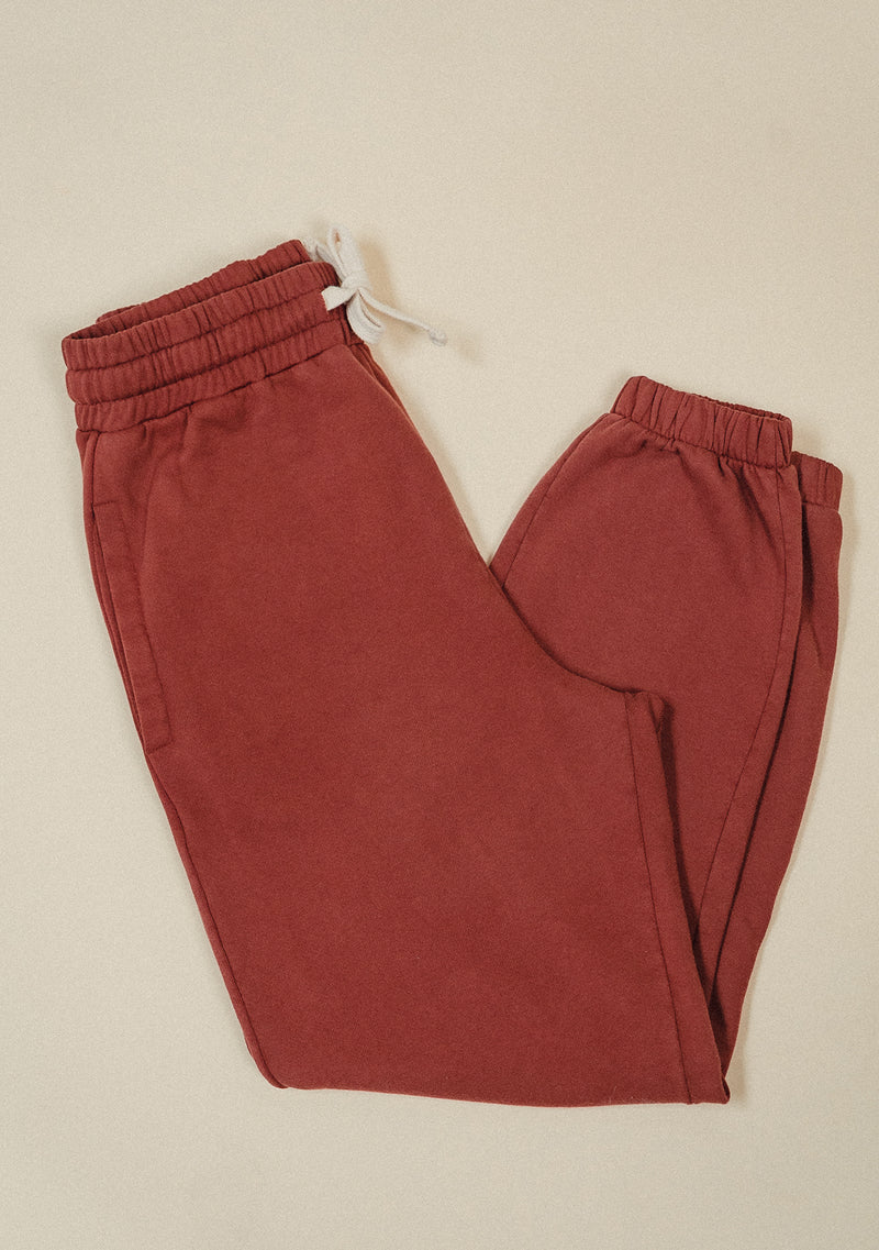 100% Organic Cotton Jogger Sweatpant