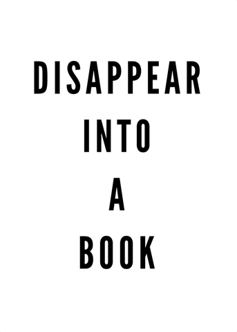 Disappear Book
