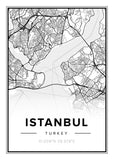 Map Istanbul