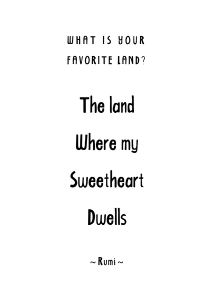 Favorite Land