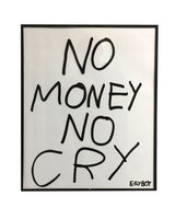 NO MONEY NO CRY artwork