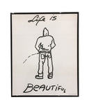 LIFE IS BEAUTIFUL artwork