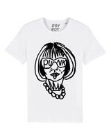 (SALE) ANNA WINTOURPUNK White tee