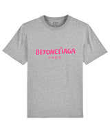 (-30%) BEYONCÉIAGA paris Grey Tee
