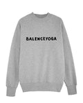 (LAST ONEs) B-YOGA Grey Sweat