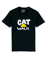 CATWALK / Black Tee