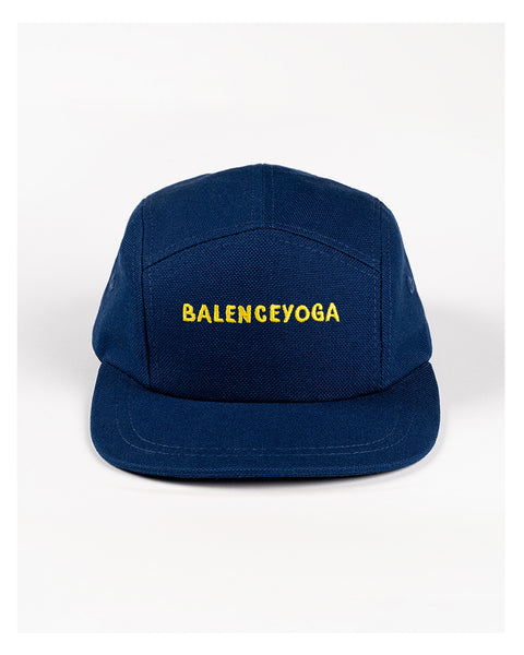 (SOLD OUT) BALENCEYOGA Blue Cap