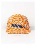 (SOLD OUT) FEELNIUS Concept Orange/blue cap