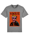 (LAST ONES) VOGUING Grey tee