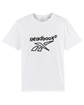 READBOOK's White tee