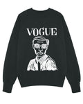 (SOLD OUT) VOGUING Black Sweater