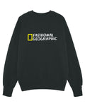 FASHIONAL GEO Black Sweater