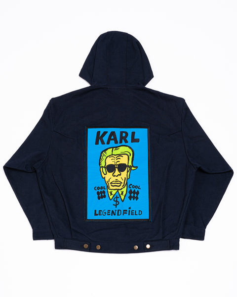 KARL-LEGENDFIELD Street Jacket