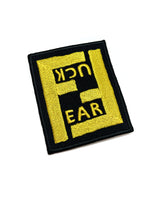 (SOLD OUT) FFear DIY Patch