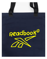 (SOLD OUT) READBOOK's / Navy Large bag