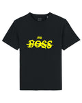 NO BOSS Premium Black tee