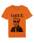 (LAST ONES) VOGUING Orange Tee