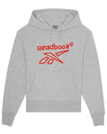 (new!) READBOOK's PREMIUM GREY hoodie