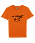 READBOOK's Orange tee