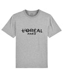 (SOLD OUT) REAL PARIS Grey Tee