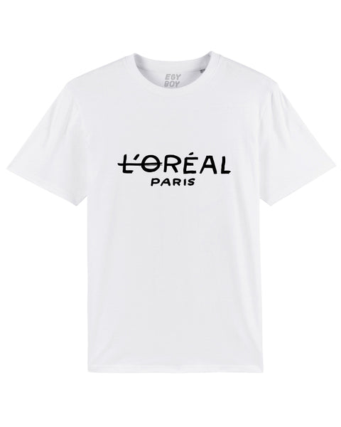 REAL PARIS White Tee