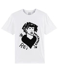 (LAST ONES) REY KAWAKUBO White/Black Tee