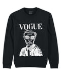(SALE) VOGUE CLASSIC Black sweater