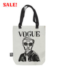 (SOLD OUT) VOGUING White Large Bag