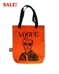 (SALE) VOGUING Orange Large bag