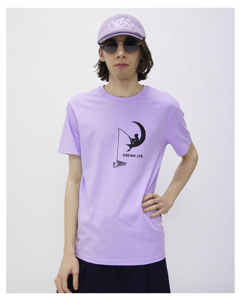 DREAM JOB / Lavender Tee