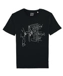 KNOCKIN' ON HEAVEN'S DOOR Black tee