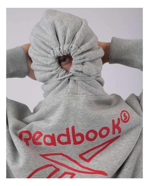 (SOLD OUT) READBOOK's PREMIUM GREY hoodie
