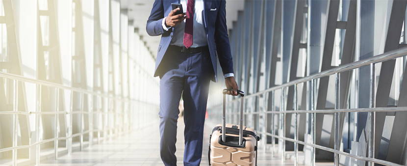 Travel Essentials: What you need to have with you when on a business trip