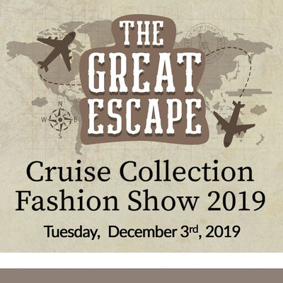 Co-Branding Si.Se.Sa. 1st Cruise Collection Fashion Show 2019