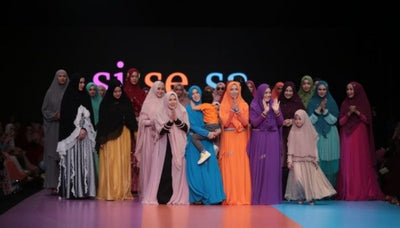 Bertajuk The Journey, Si.Se.Sa Ceritakan Perjalanan Hijrah Muslimah di 4th Annual Fashion Show 2019