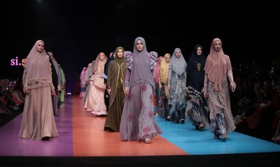 Annual Fashion Show Ke-4, Si.Se.Sa Hadirkan Koleksi The Journey
