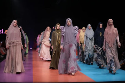 Si.Se.Sa 4th Annual Fashion Show Hadirkan Koleksi 80 Set Busana Muslimah Syar'i Bertajuk 'The Journey'