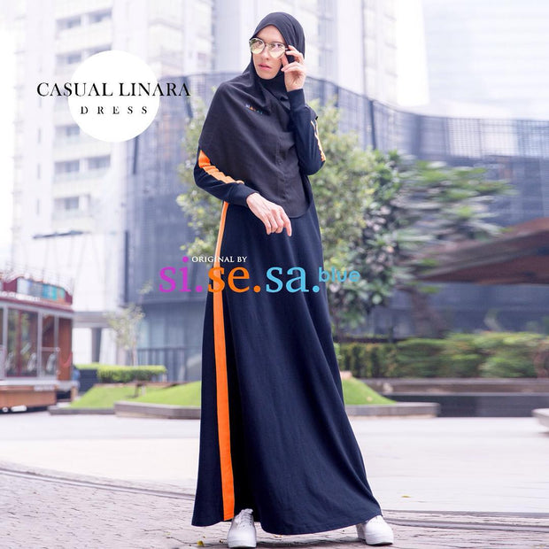 Sisesa Casual Linara Dress