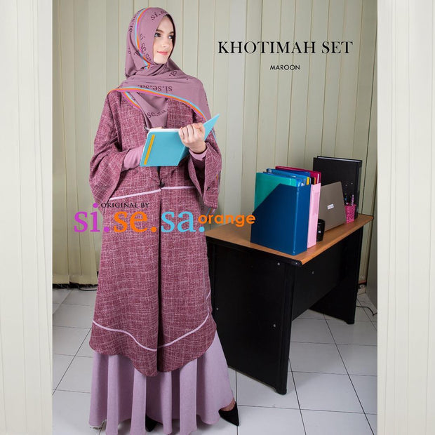 Sisesa Khotimah Set