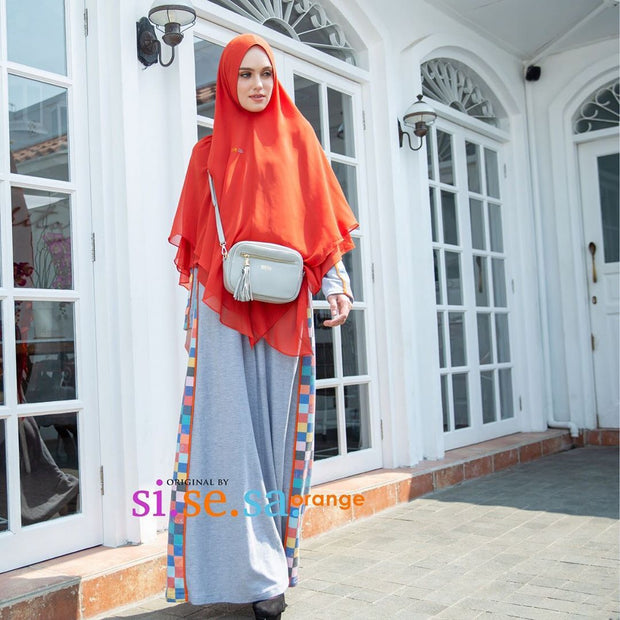 Sisesa Zahra Dress