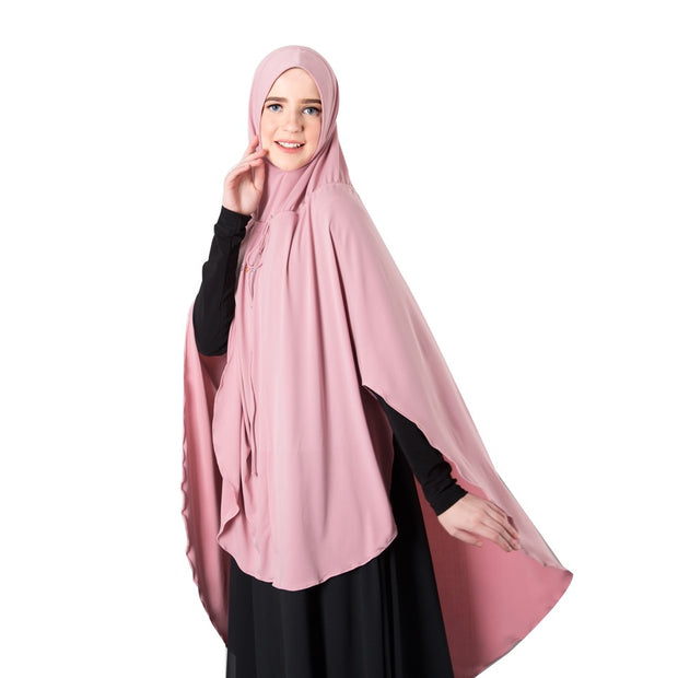 Long Athifah Khimar