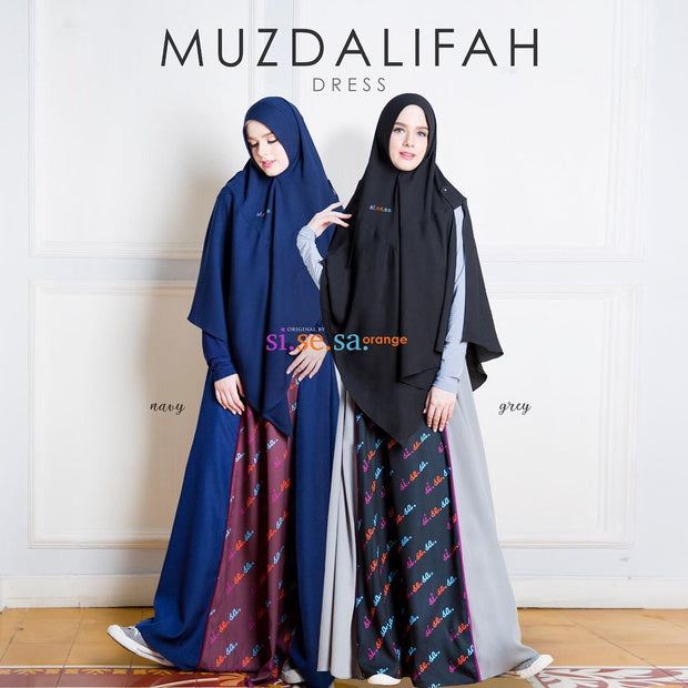Sisesa Muzdalifah Dress