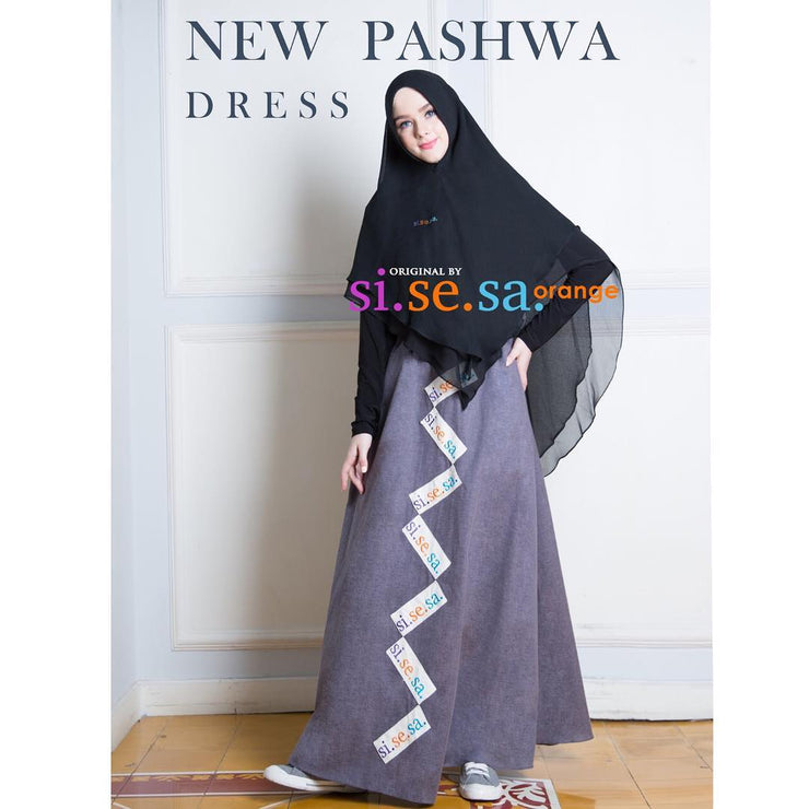 Sisesa New Pashwa Dress