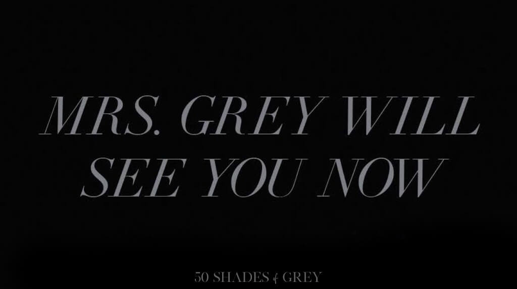 Kollektion | 50 Shades of Grey