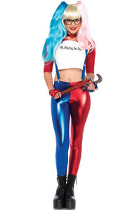 Harley Quinn kostume - #Jokes On You