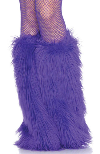 Lilla benvarmere - Furry Purple