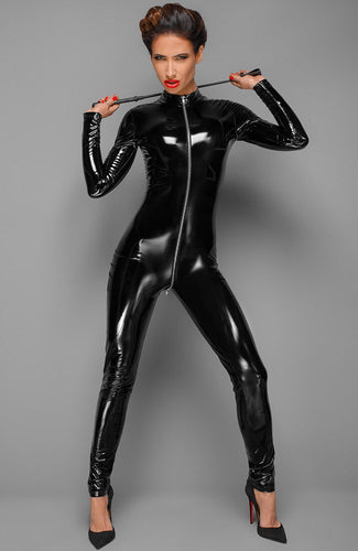 PVC catsuit - UnChained