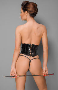 PVC underbust corsage - Please Do